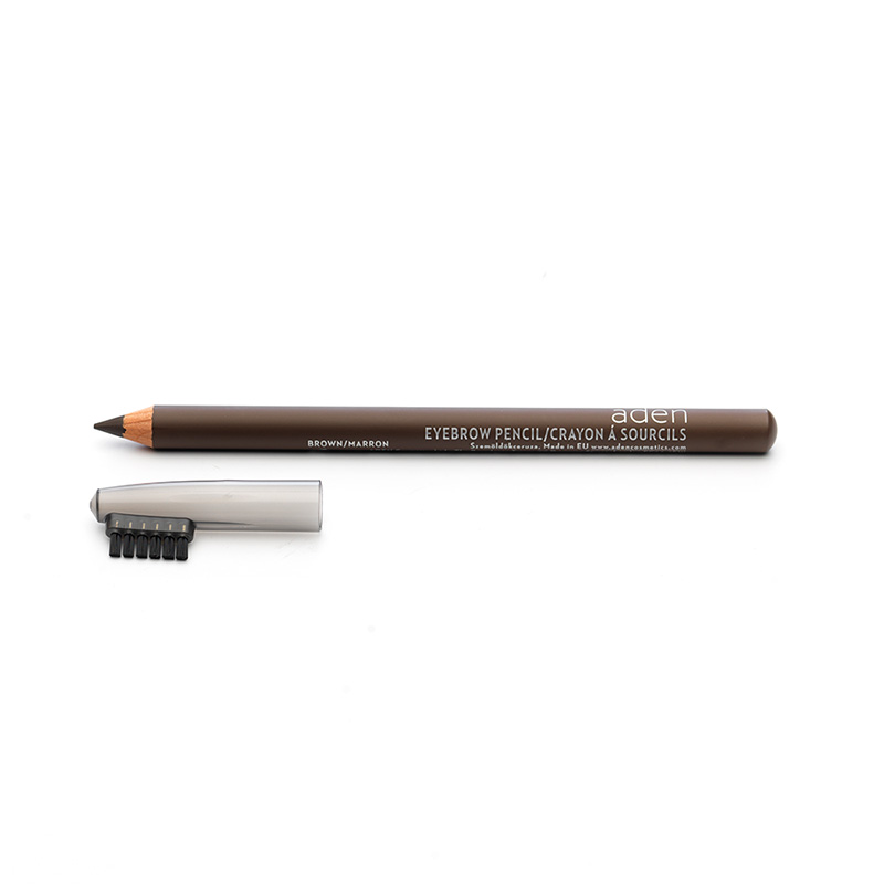 Organic Natural Eyebrow Pencil